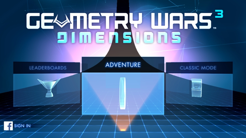 Geometry Wars 3