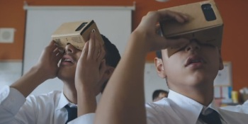 When virtual reality really hits, it won't look like Google Cardboard