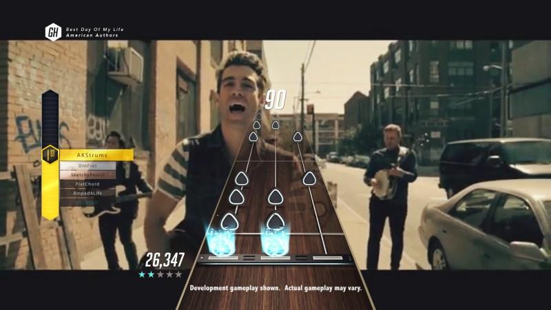 Guitar Hero Live E3 2015