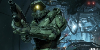 Updated: Halo 5: Guardians takes Master Chief and his pursuer down a very strange path