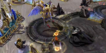 Heroes of the Storm's newest map and hero are among its simplest, and that's a good thing (impressions)
