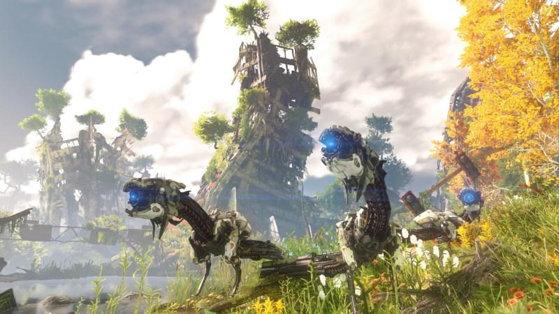 Horizon Zero Dawn E3 2015 - Scouts