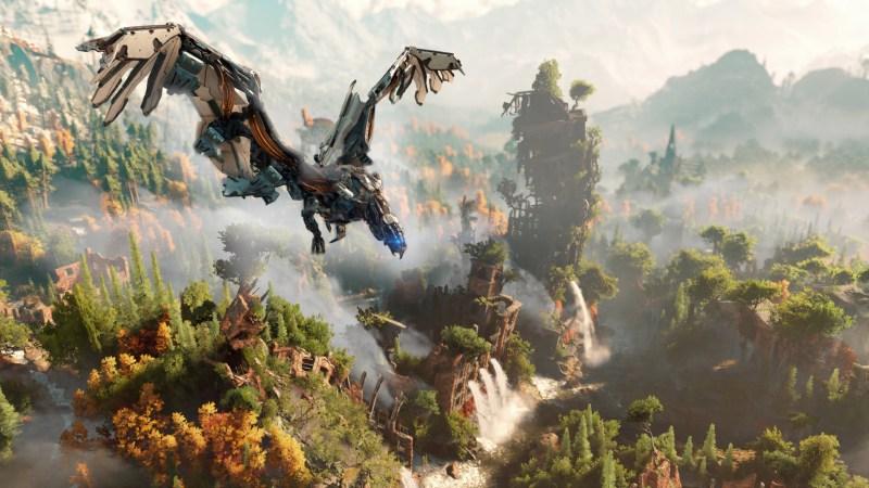 Horizon Zero Dawn E3 2015 - Stormbringer