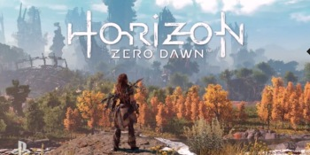 Horizon: Zero Dawn is about fighting dinobots from hell