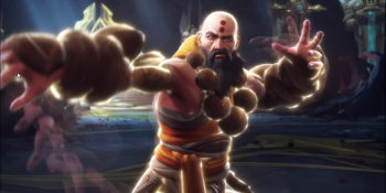 Heroes of the Storm's King Leoric and The Monk defy class expectations