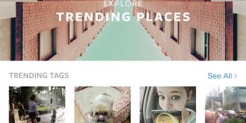 Hands-on: Instagram's new search and explore features are a massive improvement