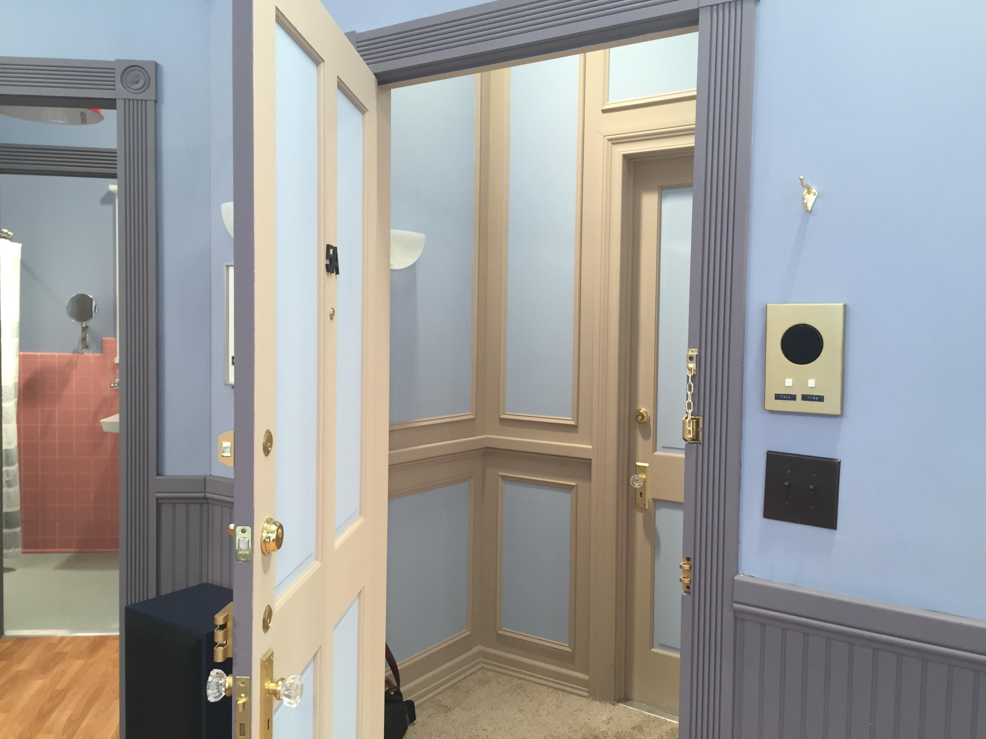 Hulu opens Seinfeld apartment replica in NYC