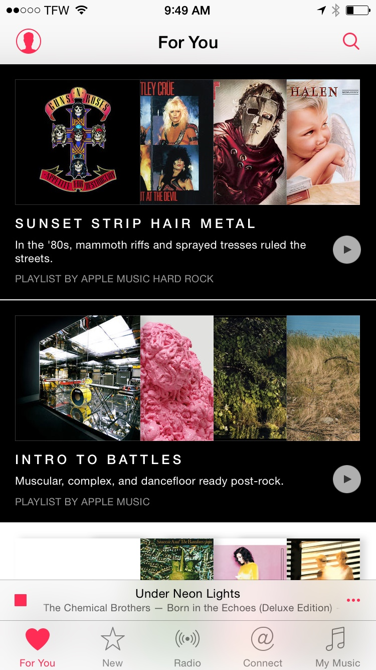 Hands-on with Apple Music: I'm impressed  Here's why | VentureBeat