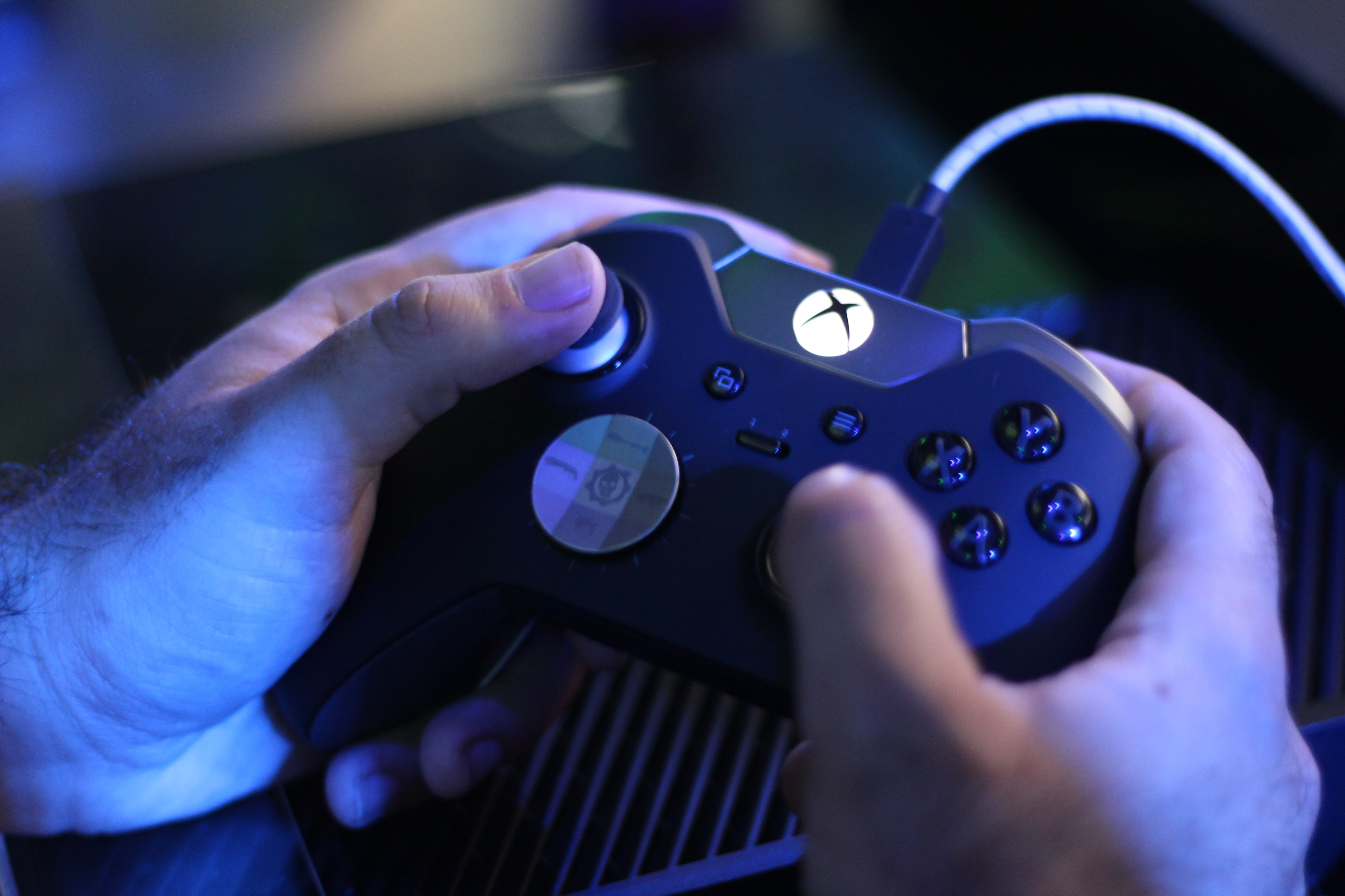 The Xbox One Elite Controller is the best controller I've
