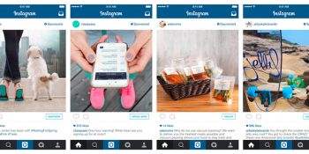 Instagram's private test of app-install ads shows more engaged users