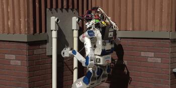South Korea's Team KAIST wins the 2015 DARPA Robotics Challenge