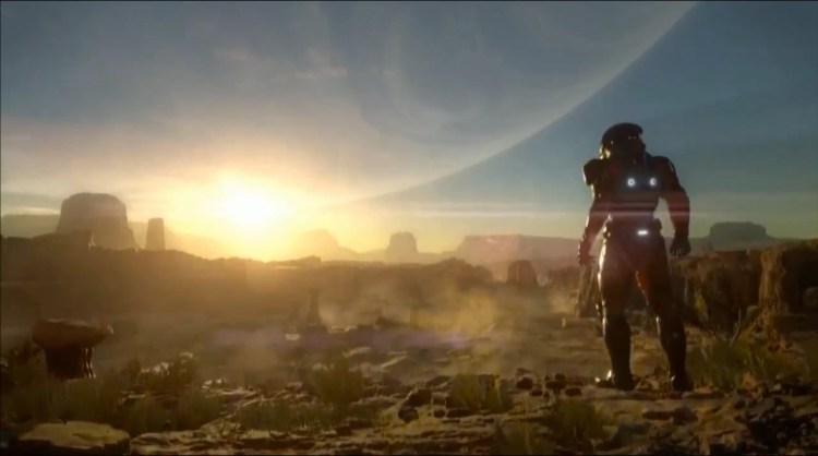 Mass Effect Andromeda E3 2015