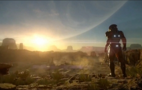 Mass Effect Andromeda E3 2015