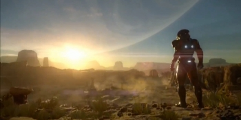 Mass Effect: Andromeda prepares for a big pre-E3 showing