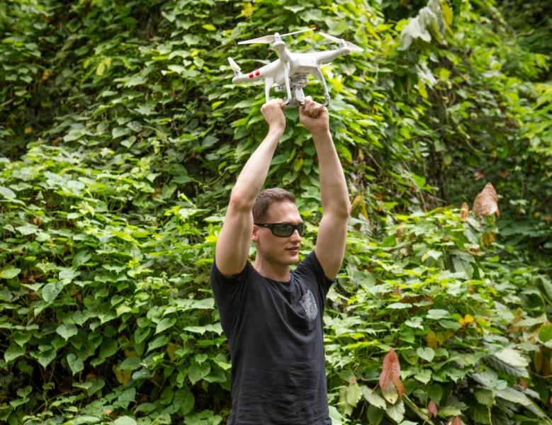 Microsoft Drone