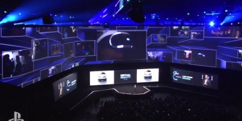 Sony creating new multiplayer esports game for Project Morpheus virtual reality headset