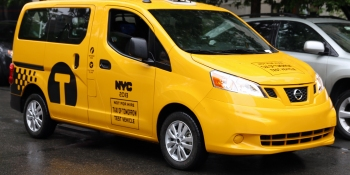NYC's Nissan 'Taxi of Tomorrow' plan upheld by highest state court