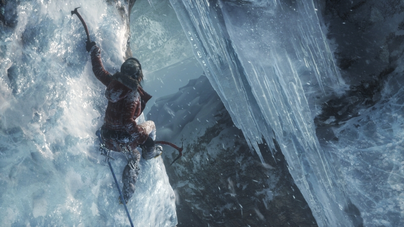 Rise of the Tomb Raider E3 2015 05