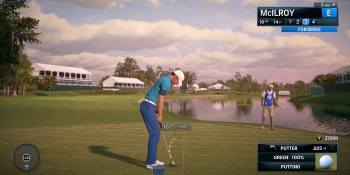 PGA Tour adds some Battlefield shine — and lets you play as a true duffer, too