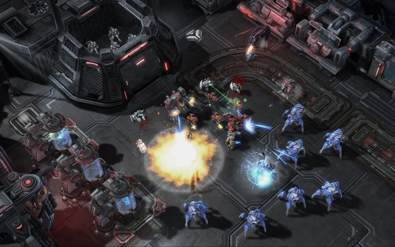 Dark Whispers in prologue for StarCraft II: Legacy of the Void.