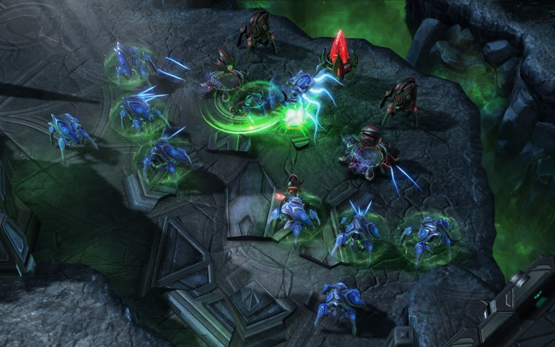 Evil Awakens in prologue for StarCraft II: Legacy of the Void.