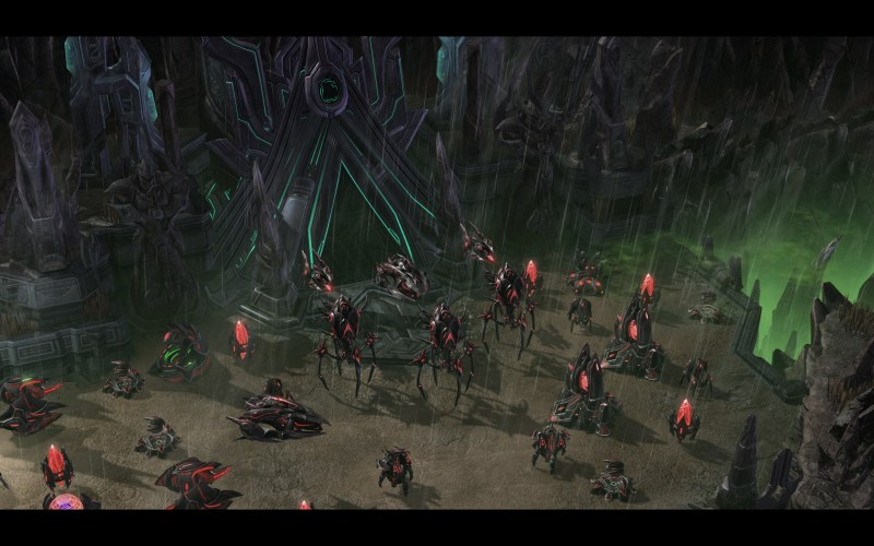 Prologue Ghosts in StarCraft II: Legacy of the Void.