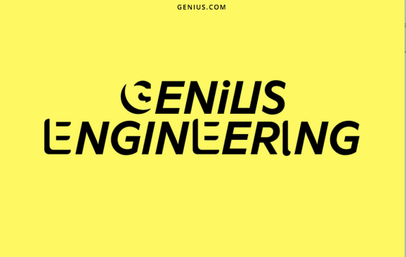 Genius launches an api so developers can help fuel its mission to genius launches an api so developers can help fuel its mission to annotate the web malvernweather Choice Image