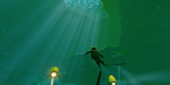Abzu is an underwater Journey — where your diving is a metaphor