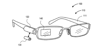 Amazon patents Google Glass clone that may give warehouse workers cyborg vision