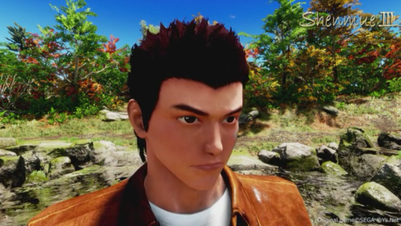 Shenmue III is coming, but not until next year maybe.