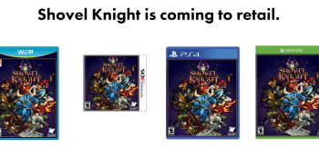 From Kickstarter to Target: Shovel Knight gets retail release