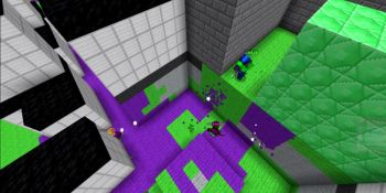Splatoon is now playable in Minecraft — and it's pretty close to the real thing