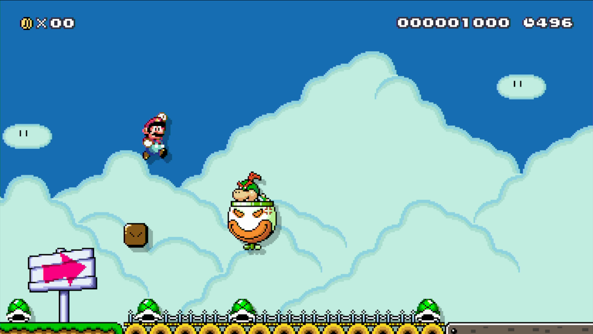 Super Mario Maker is a joy every second you're playing or building