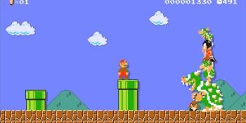 Watch the new Super Mario Bros. speedrun world record and despair, mortal