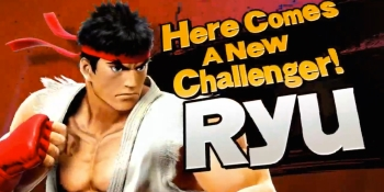Street Fighter's Ryu and Fire Emblem's Roy added to Super Smash Bros. roster — and are available now
