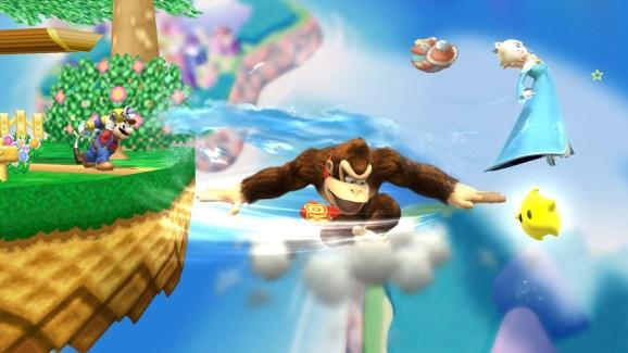 Super Smash Bros for Wii U E3 2015 - Dream Land 64 08