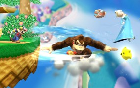 Super Smash Bros for Wii U E3 2015 - Dream Land 64 08