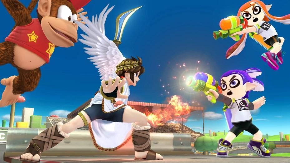 Super Smash Bros for Wii U E3 2015 - Inkling Mii Costume 07