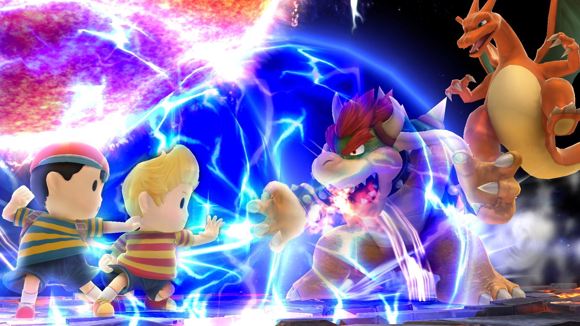 Super Smash Bros for Wii U E3 2015 - Lucas 22
