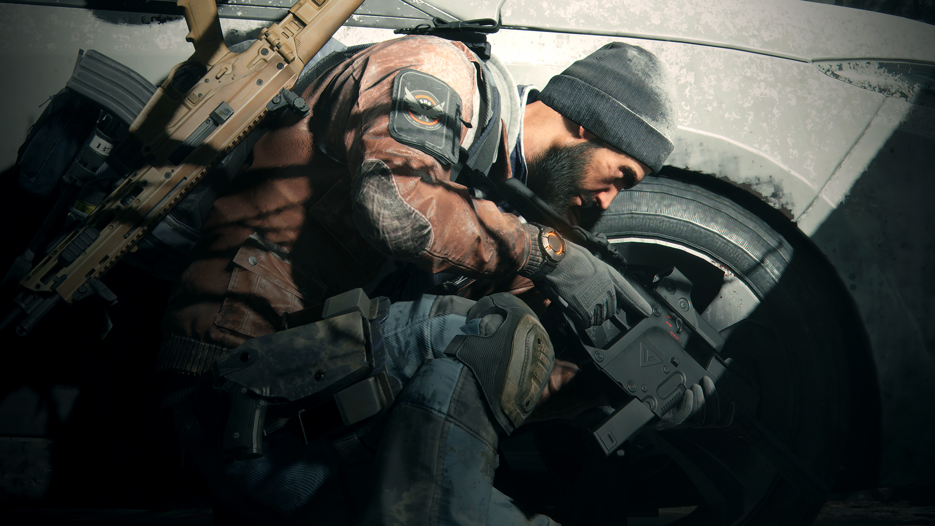 The Division is Ubisoft's online shooter due out later this year.