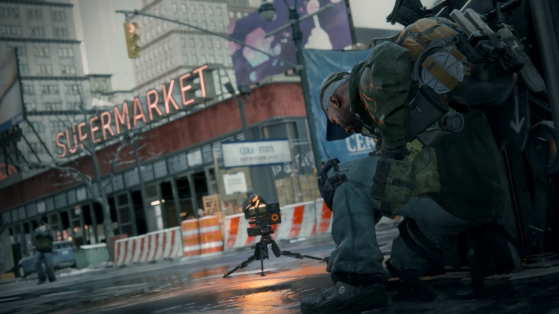 The Division looks like it could play like Destiny.