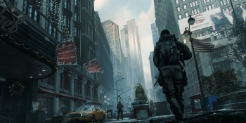 The Division beta has a problem with cheating — Ubisoft investigating