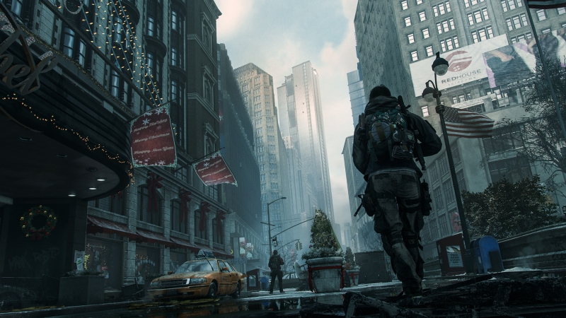 Tom Clancy's The Division is one of the big 2016 games.