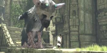 GamesBeat's E3 non-awards: The Last Guardian looks so last generation