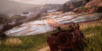 GamesBeat's E3 non-awards: Oops, it did it again — the cursed Uncharted 4 stage demo
