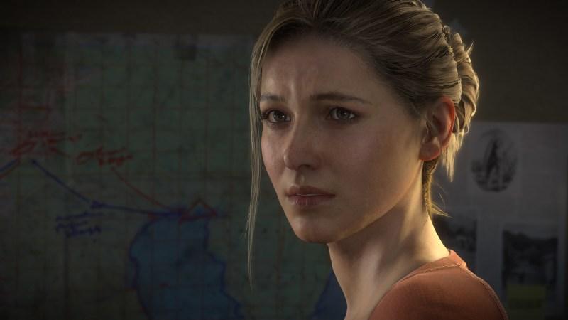 Elena in Uncharted 4