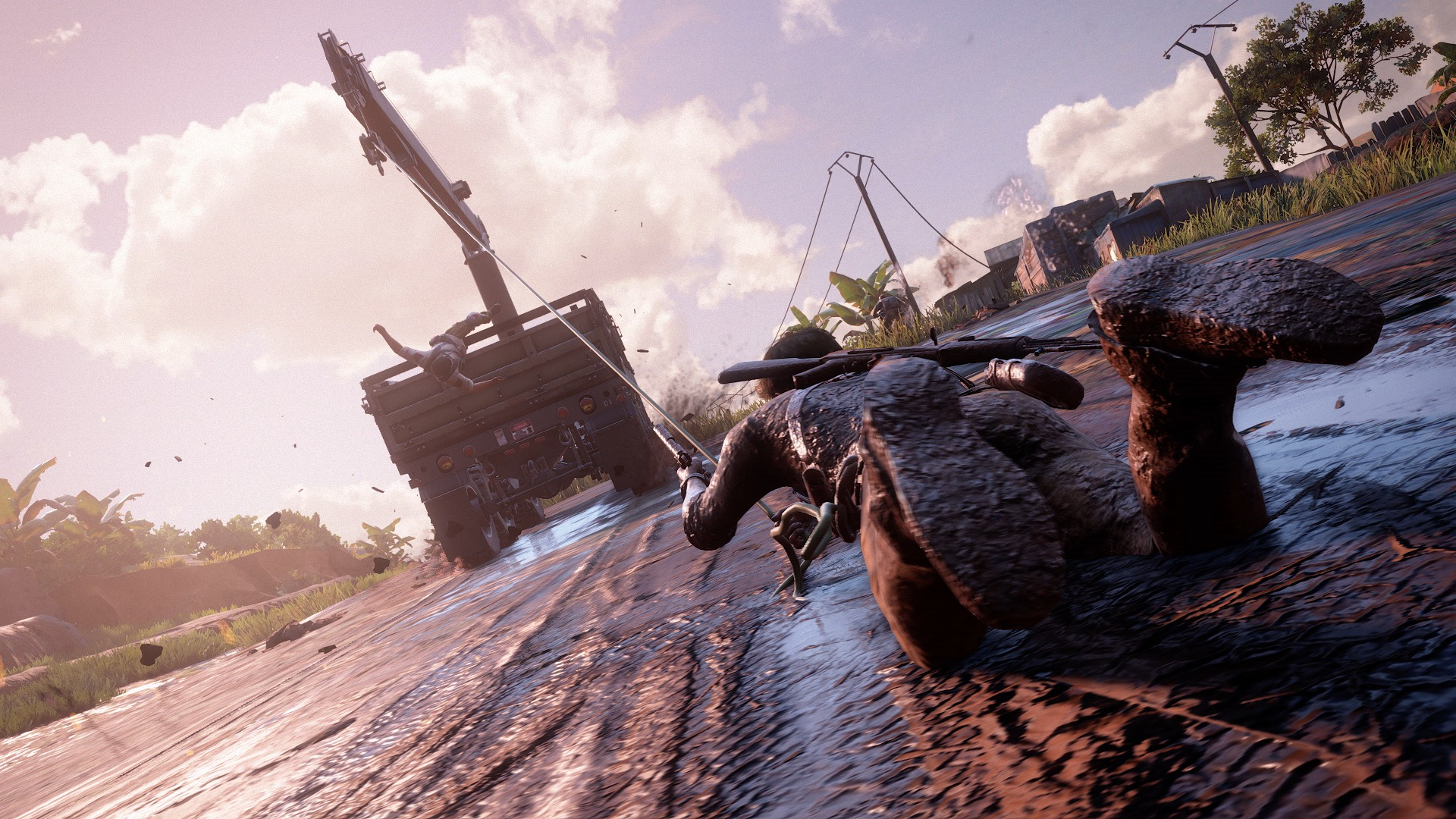 Tips And Tricks For Surviving Uncharted 4 A Thief S End Venturebeat