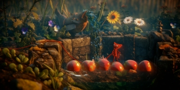 Unravel showed me something I don't remember ever seeing before in a video game