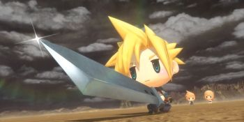 Here's why World of Final Fantasy's characters look so familiar