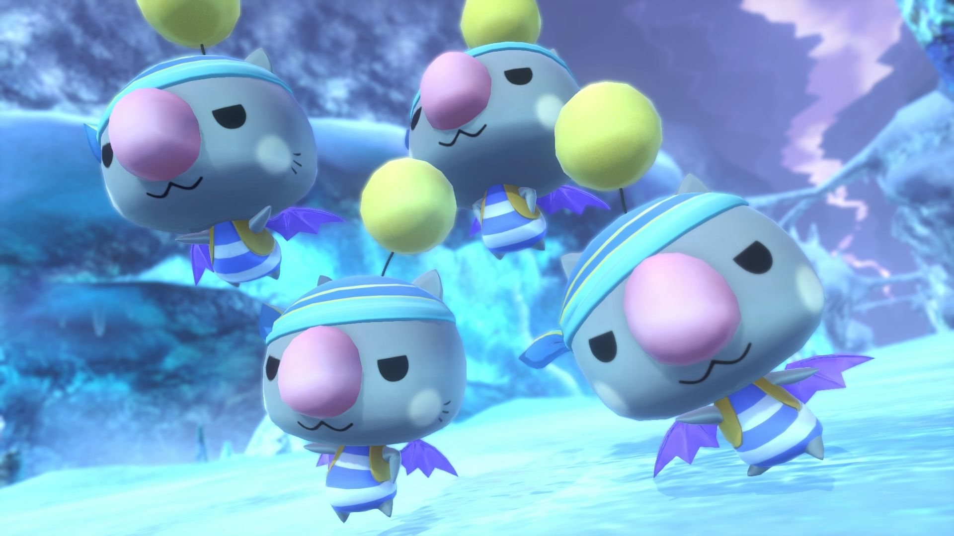 It's not a Final Fantasy without Moogles.